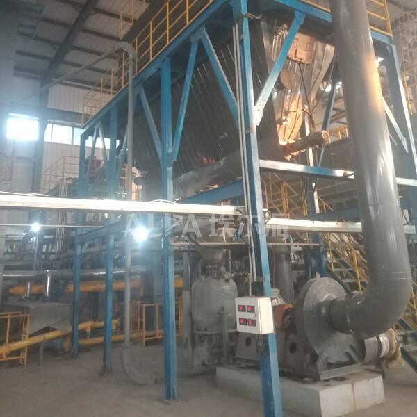 山西某新材料股份有限公司 采购超微水泥粉碎机S-MQL4T