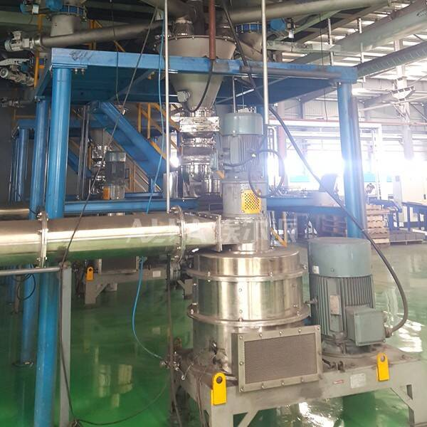 重庆某电池材料股份有限公司  购买磷酸铁锂前驱体超微粉碎机S-MQL6000